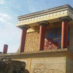 Ausgrabungsstätte Knossos